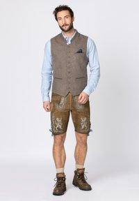 Stockerpoint - Waistcoat - nuss-blau - 1