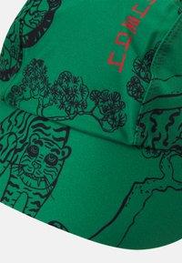 Mini Rodini - TIGERS UV UNISEX - Sombrero - green - 3