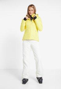 Phenix - MAIKO  - Ski jas - light yellow - 1