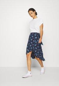 Ragwear - NIMIA - A-line skirt - navy - 1