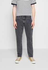 Levi's® - WELLTHREAD 502™ - Straight leg jeans - black denim - 0
