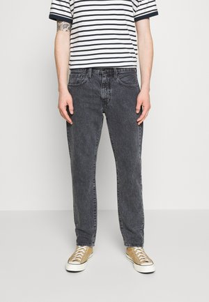 WELLTHREAD 502™ - Straight leg jeans - black denim