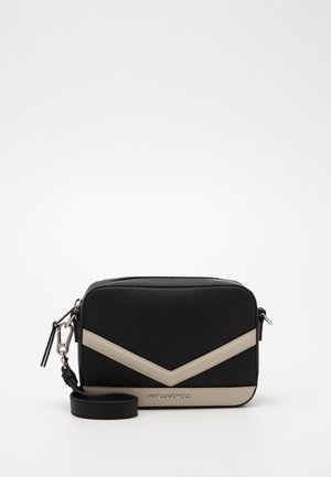 MAU CAMERA BAG - Across body bag - black