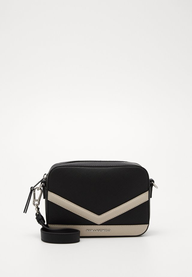 MAU CAMERA BAG - Bandolera - black
