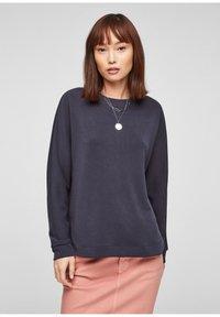 s.Oliver - Sweatshirt - blue - 0