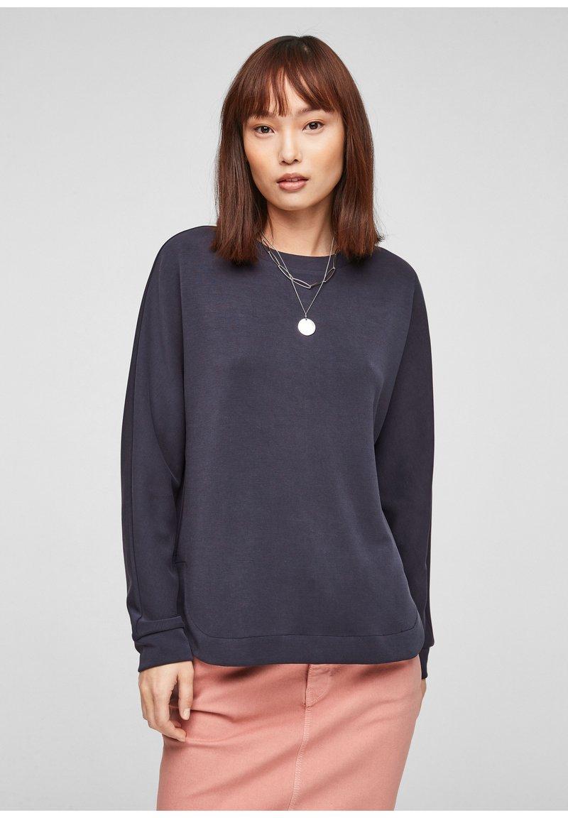 s.Oliver - Sweatshirt - blue