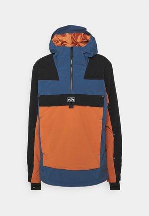 QUEST - Snowboard jacket - antique blue