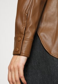 Carin Wester - KAREN  - Skjorte - brown - 5