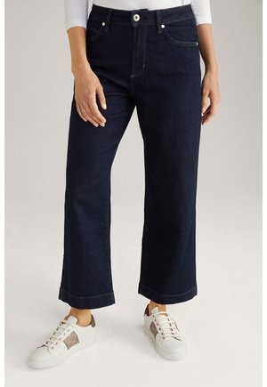 Flared Jeans - dunkelblau