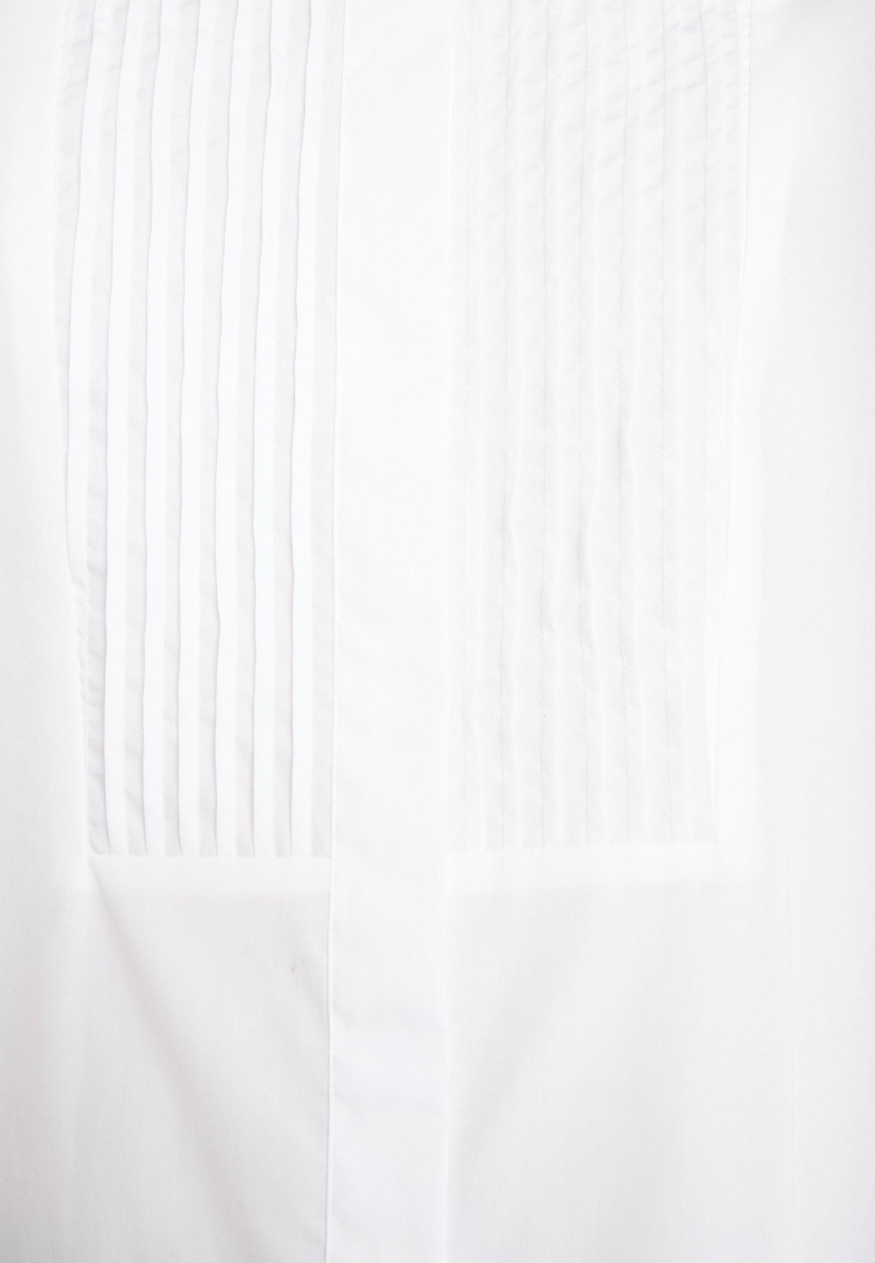 Seidensticker FASHION LANG - Skjorte - weiß