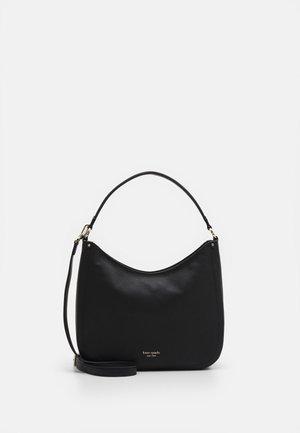 ROULETTE LARGE BAG - Handbag - black