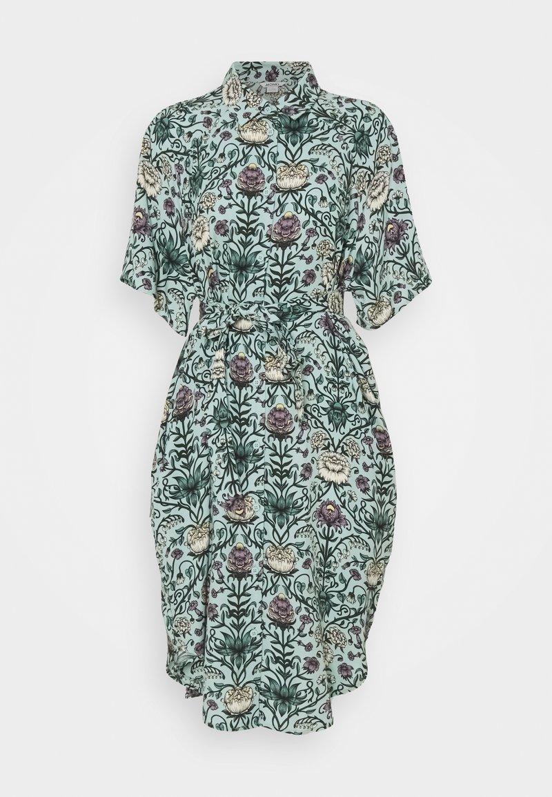 Monki - MIMMI DRESS - Shirt dress - green