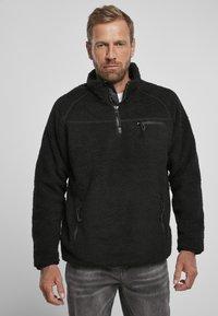 Brandit - Fleece jumper - black - 0