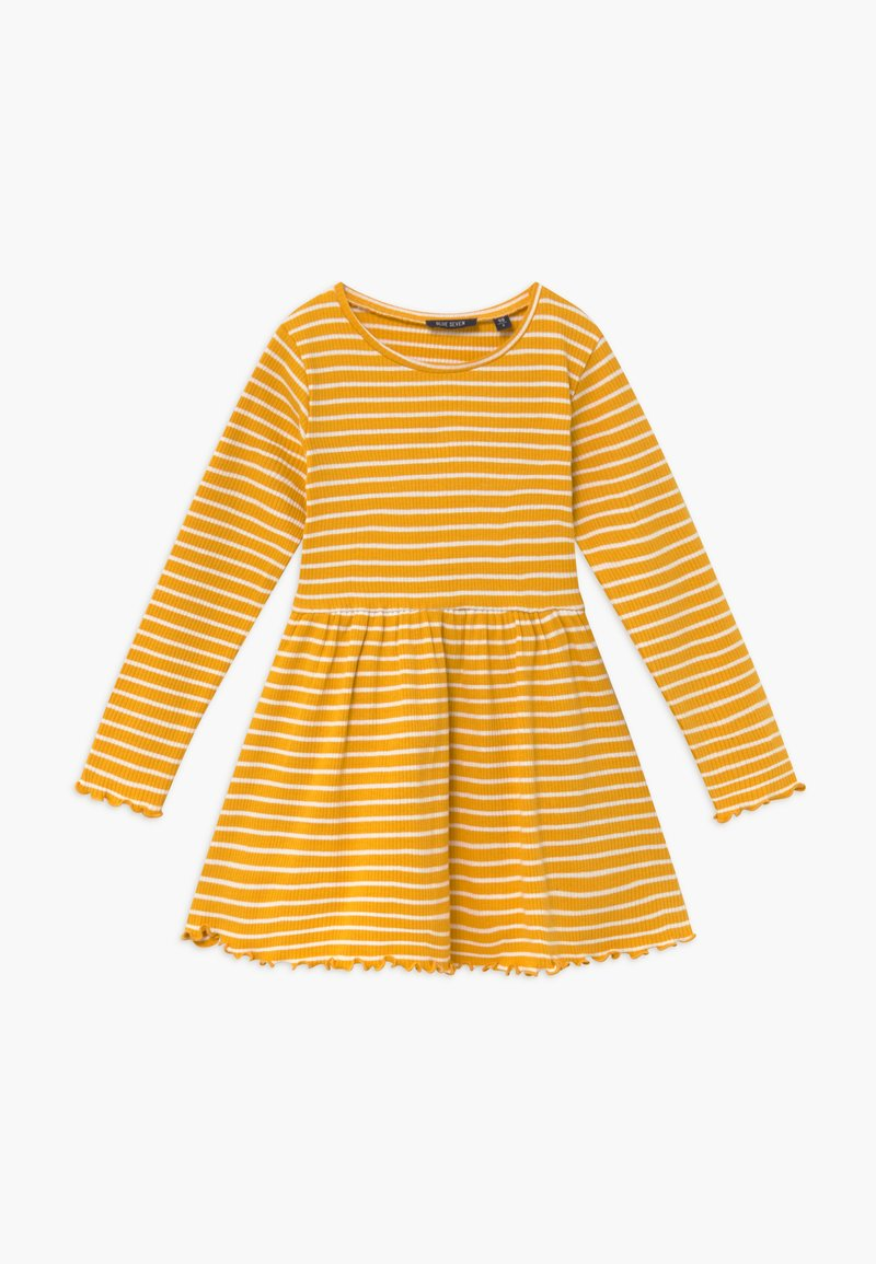 Blue Seven - KIDS STRIPE - Jersey dress - dotter