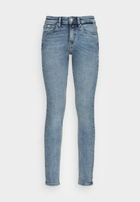 MID RISE  - Jeans Skinny Fit - denim light