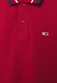 Tommy Jeans - CLASSICS TIPPED - Polo - wine red - 2