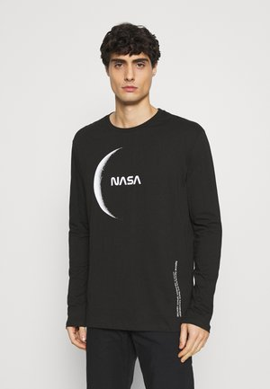 NASA - Long sleeved top - black