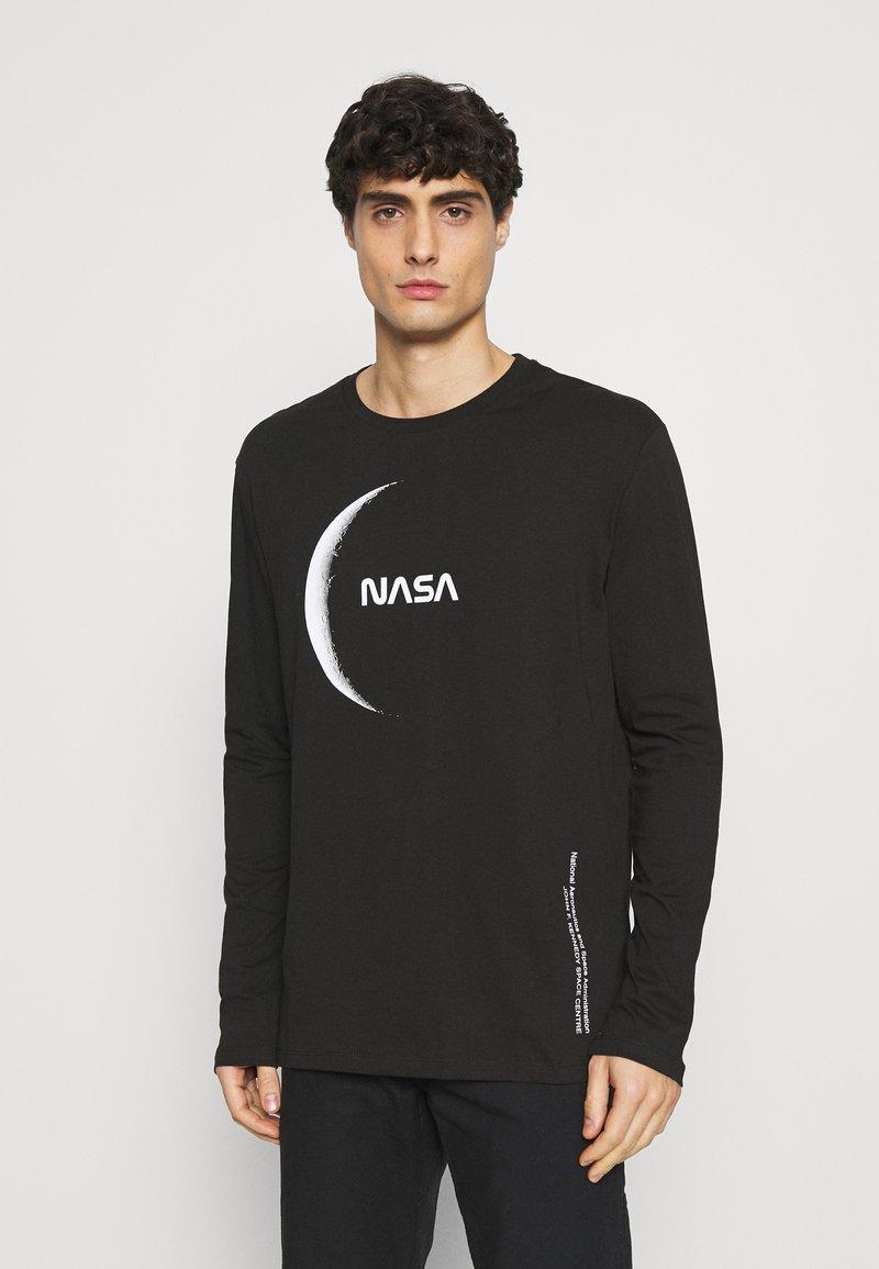 Pier One - NASA - Long sleeved top - black