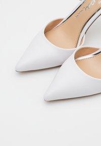Lulipa London - DELILAH - High heels - white - 5