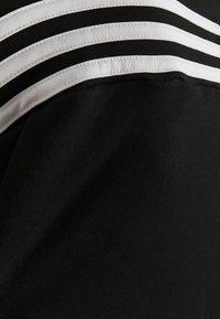 adidas Performance - Felpa con zip - black - 2