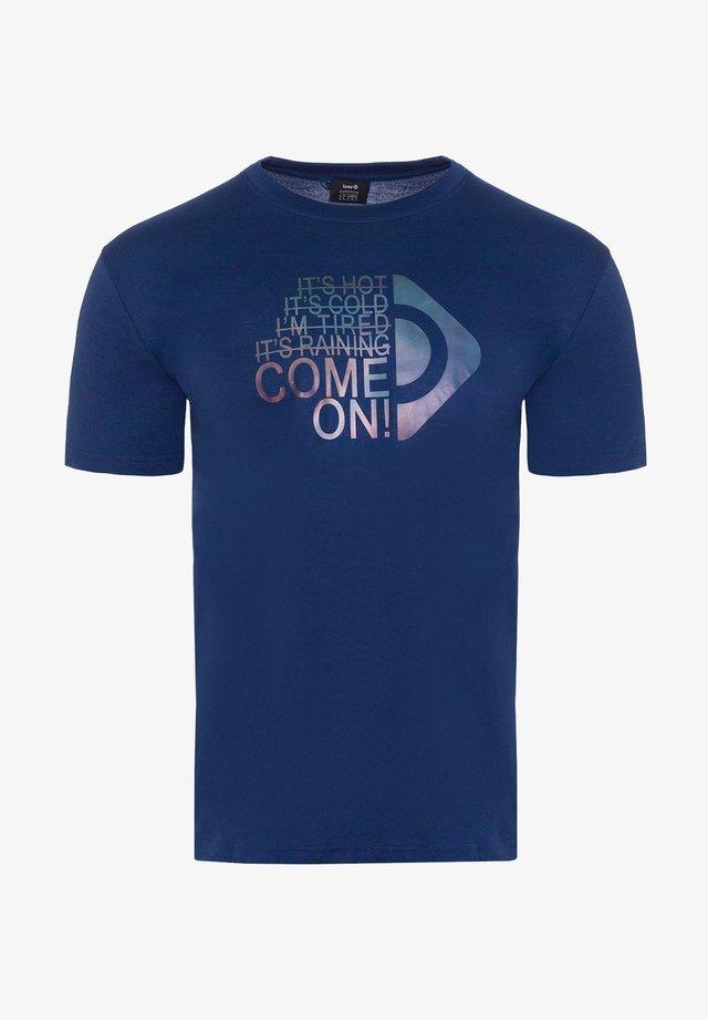 Camiseta estampada - bluemoon