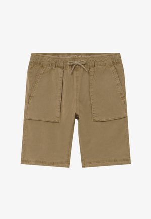 NKMBARRY LONG - Shorts - kelp