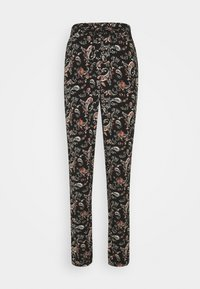 Vero Moda Tall - VMSIMPLY EASY LOOSE PANT  - Trousers - black - 0