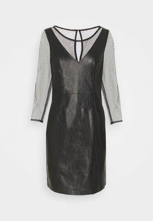 ONLBRITT DRESS  - Shift dress - black