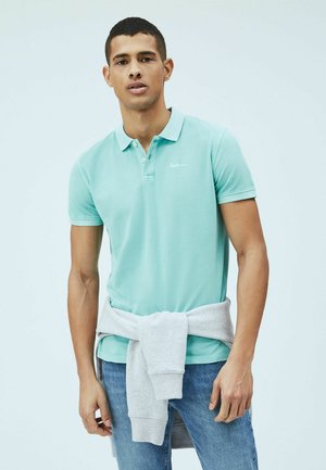 VINCENT GD - Polo shirt - jetty