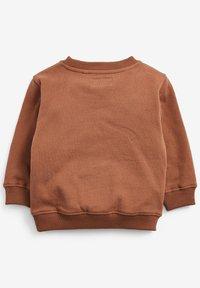 Next - BOUCLÉ - Sweater - brown - 1