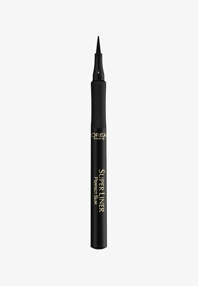 SUPERLINER PERFECT SLIM - Eyeliner - schwarz