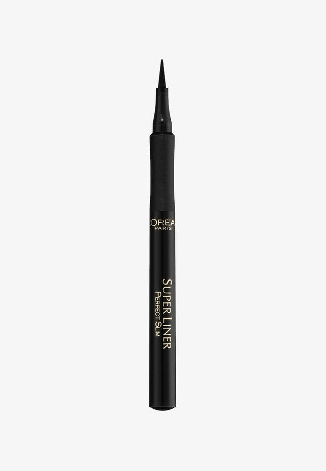 SUPERLINER PERFECT SLIM - Eyeliner - schwarz