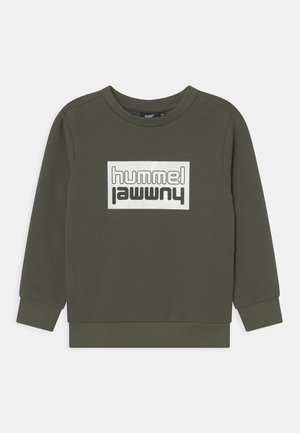 DUO UNISEX - Sweater - thyme