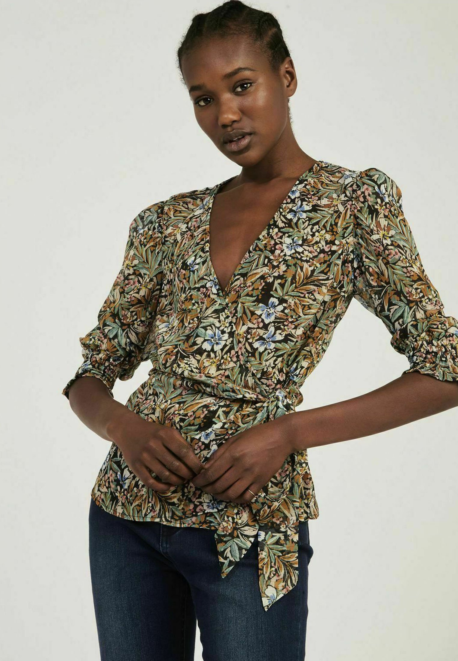 Femme COUNTRY - Blouse
