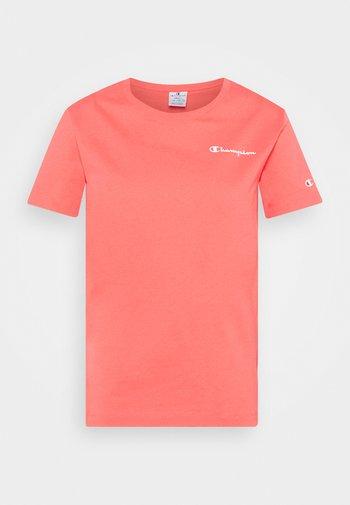 CREWNECK - T-shirt basic - coral