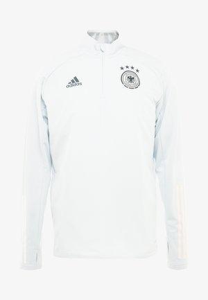 DEUTSCHLAND DFB WARM-UP TOP - National team wear - cool grey