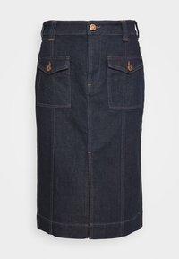 See by Chloé - Denim skirt - royal navy - 4