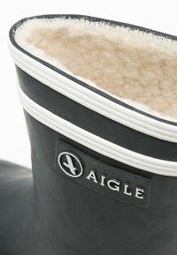 Aigle - FLAC - Wellies - marine - 5