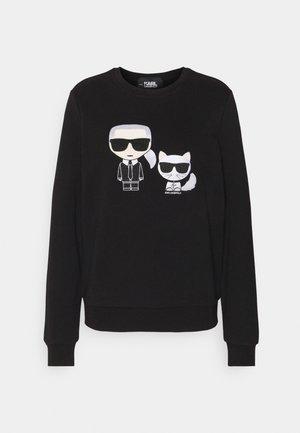 IKONIK KARL CHOUPETTE  - Sweatshirts - black