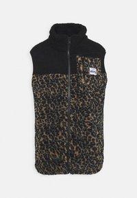 Eivy - LUMBER - Waistcoat - brown - 3