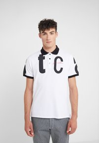 Just Cavalli - Polo shirt - white - 0