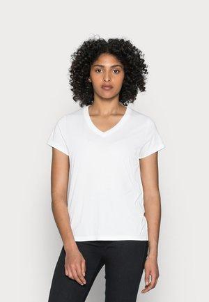 SOLLY - Basic T-shirt - white