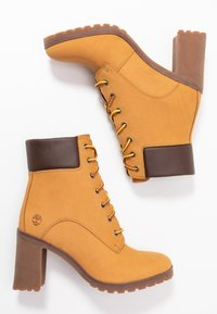 Timberland - ALLINGTON 6IN LACE UP - Schnürstiefelette - wheat - 3