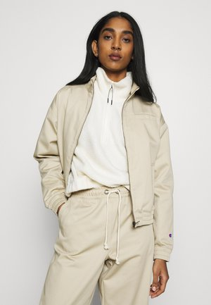 FULL ZIP - Bomber bunda - mottled olive