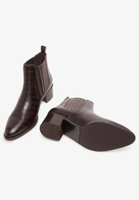 Bianco - BIACAROL  - Classic ankle boots - darkbrown - 4
