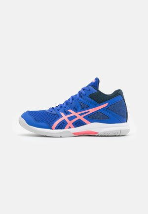 GEL TASK 2 MT - Handball shoes - lapis lazuli blue/blazing coral
