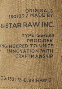 G-Star - MYSID OPTION SLIM - Print T-shirt - safari - 2