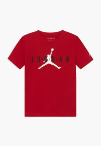 Jordan - BRAND TEE - Print T-shirt - gym red - 0