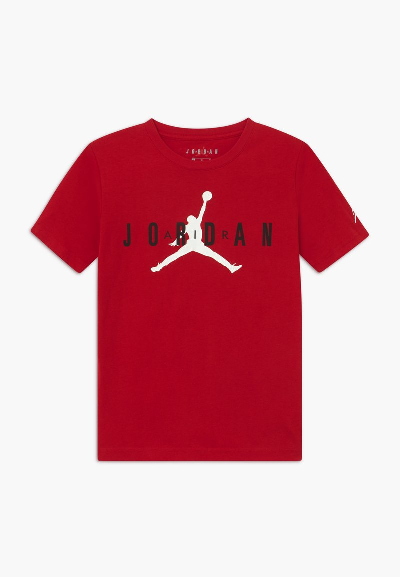 Jordan - BRAND TEE - Print T-shirt - gym red