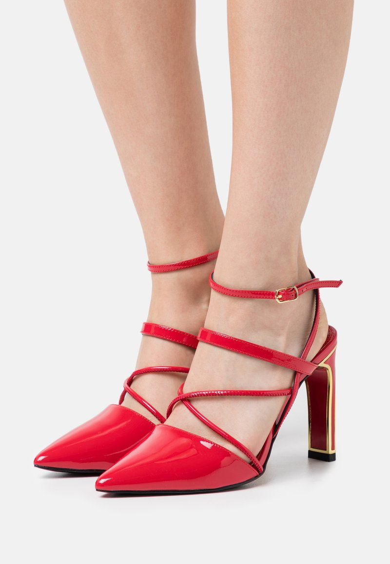 Kat Maconie - LOUISE - Classic heels - lollipop